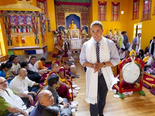 mayor-of-ithaca-welcomes-the-construction-of-a-presidential-like-library-center-for-the-study-of-all-the-dalai-lamas-in-ny